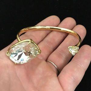 NWOT Alexis Bittar Miss Havisham Cuff Bracelet